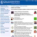 Gloucester county council website